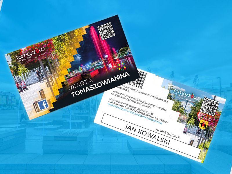 Komunikat w sprawie Karty Tomaszowianina