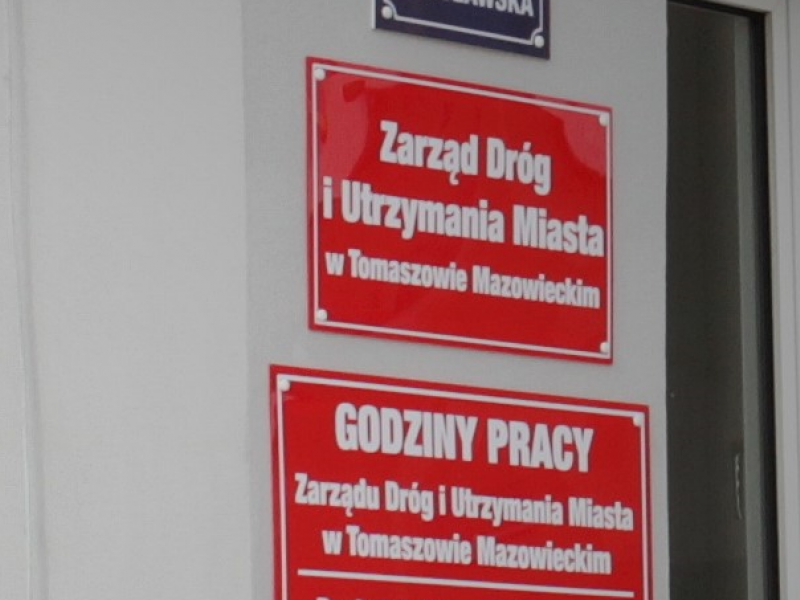 Ulice Sosnowa i Wrzosowa jednokierunkowe