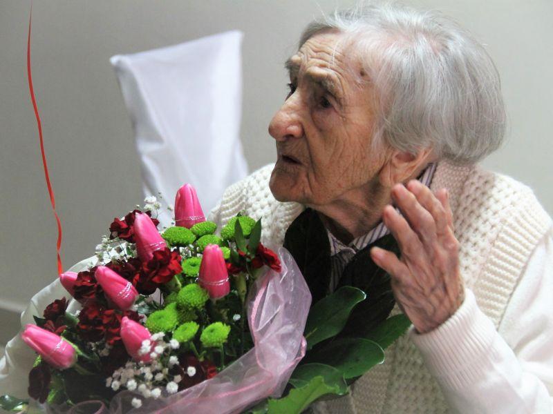 100 lat Pani Marianny