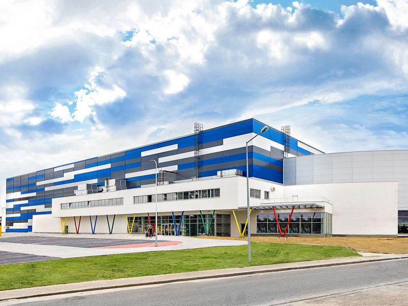 Siatkówka po raz pierwszy w Arenie, siłownia ponownie otwarta