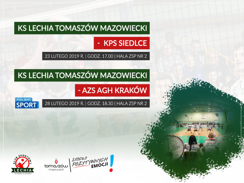 Lechia sprawdzi formę drużyn z Siedlec i Krakowa