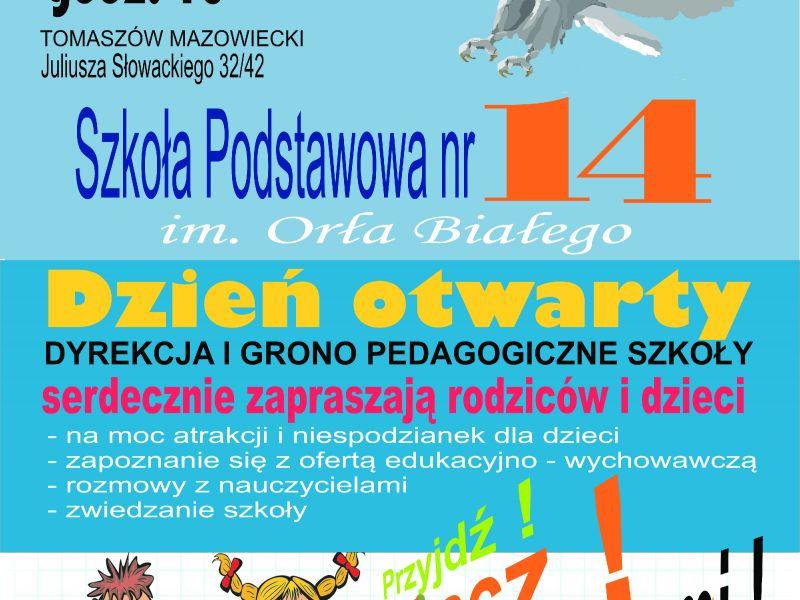 Dni otwarte w tomaszowskich szkołach