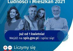 Gminne Biuro Spisowe w Tomaszowie Mazowieckim czynne od 1 kwietnia
