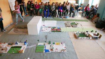 Zajęcia z edukacji architektonicznej
