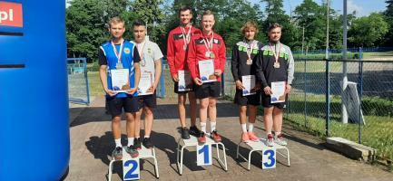 Mateusz Goździk po raz kolejny mistrzem Polski juniorów