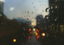 Ostrzeżenie meteorologiczne: deszcz