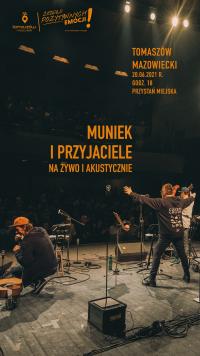 Muniek Staszczyk wystąpi na Tomaszowskim Forum Trzeźwości [aktualizacja]