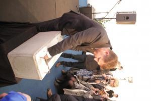 Uroczyste wmurowanie kamienia węgielnego pod budowę Galerii Tomaszów. Otwarcie już jesienią!