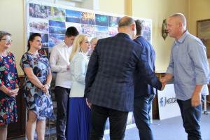 Wyróżniono uczniów tomaszowskich szkół
