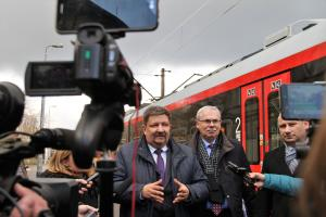 Ruszyły połączenia ŁKA do Tomaszowa Mazowieckiego