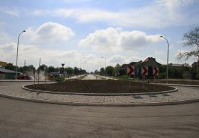 Rondo na ul. Chopina i Warszawskiej otwarte