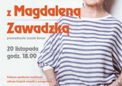 Podwieczorek z Magdaleną Zawadzką