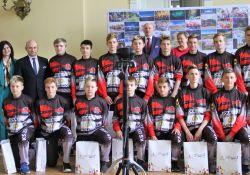 Młodzicy Lechii czwartą drużyną w kraju