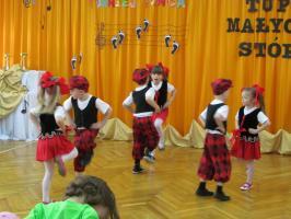 Tupot Małych Stóp. I Międzyprzedszkolny Turniej Tańca