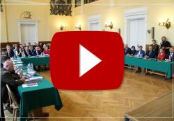 VII sesja Rady Miejskiej Tomaszowa Maz [WIDEO]
