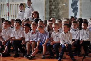 Uczniowie powitali nowy rok szkolny