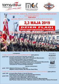 Majowe obchody w Tomaszowie Mazowieckim [PROGRAM]