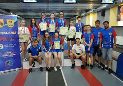 Czołowe miejsca tomaszowian w Mistrzostwaach Młodzików w kręglarstwie