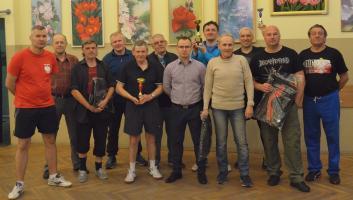 XI Turniej Tenisa Stołowego o Puchar Andrzeja Łępickiego