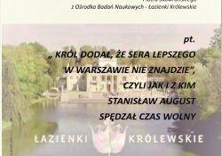 Muzeum zaprasza na wykład Piotra Skowrońskiego