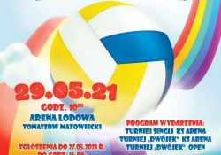 Arena Cup - Miniturniej Siatkówki z okazji Dnia Dziecka