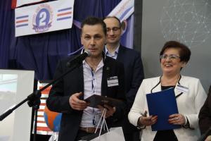 Tomaszowskie Targi Pracy i Edukacji. ZSP3 i Salon Mistrza Włodzimierza nagrodzeni
