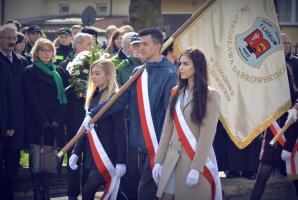 Tomaszowianie oddali hołd ofiarom zbrodni katyńskiej