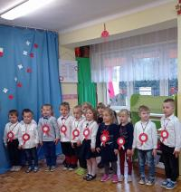 """""""Piękna Nasza Polska Cała"""" w przedszkolu nr 10"""