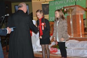 Koncert Galowy XI Powiatowego Konkursu Pieśni Patriotycznej