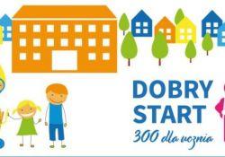 """""""Dobry Start"""". Od 1 lipca można składać wnioski o 300 zł na wyprawkę szkolną"""