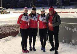 Tomaszowscy panczeniści przywieźli medale z Helsinek