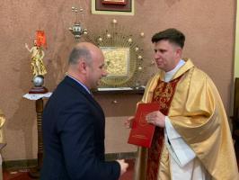 Ks. Grzegorz Chirk proboszczem parafii św. Rodziny
