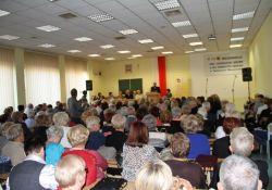 Inauguracja Tomaszowskiego Uniwersytetu Trzeciego Wieku