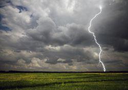 Ostrzeżenie przed burzami z gradem [aktualizacja]