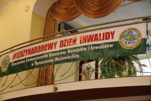 Światowy Dzień Inwalidy. Prezydent wyróżnił działaczy powiatowego stowarzyszenia