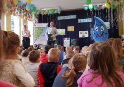 Przedszkolaki uczyły się, jak segregować odpady