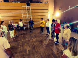 Śpiewać każdy może! ‒ za nami warsztaty oswajające tremę