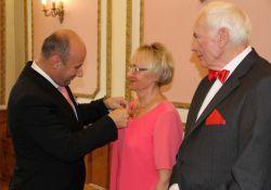 Jubileusze Złotych Godów. Medale dla małżeństw z długim stażem
